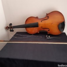 Instrumentos musicales: VIOLIN VINTAGE PARROT 3/4 CON ARCO-MUS-1417-AÑOS 70-MADE IN CHINA.. Lote 255960220