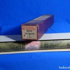 Instrumentos musicales: ROLLO DE PIANOLA. DOÑA FRANCISQUITA. A. VIVES.. Lote 256075250