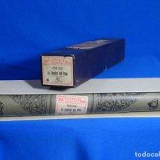 Instrumentos musicales: ROLLO DE PIANOLA. LA SOMBRA DEL PILAR. J. GUERRERO.. Lote 256075410