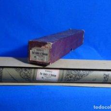 Instrumentos musicales: ROLLO DE PIANOLA. LA SOMBRA DEL PILAR. J. GUERRERO.. Lote 256075775
