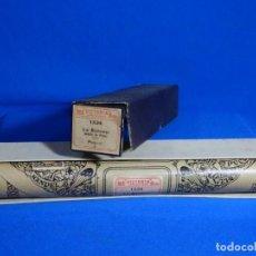 Instrumentos musicales: ROLLO DE PIANOLA. LA BOHEME. PUCCINI.. Lote 256077100