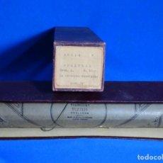 Instrumentos musicales: ROLLO DE PIANOLA. LA CATEDRAL SUMERGIDA. DEBUSSY.. Lote 256078910