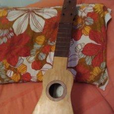 Instrumentos musicales: ANTIGUO TIMPLE CANARIO MARCIAL DE LEÓN TEGUISE LANZAROTE SEGÚN FOTOS. Lote 256080335
