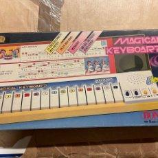 Instrumentos musicales: ORGANO MAGICAL KEYBOARD. Lote 257334455