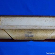 Instrumentos musicales: ROLLO DE PIANOLA. POLONAISE. CHOPIN.. Lote 257353130