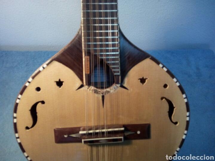Instrumentos musicales: Bandurria modelo Calvete.Instrumento artesanal - Foto 7 - 258002590