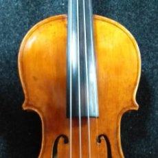 Instrumentos musicales: VIOLIN. INCLUYE ESTUCHE Y ARCO. NUEVO. Lote 258240195