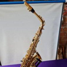 Instrumentos Musicais: SAXOFON HENRI SELMER 80 SUPER ACTION SERIE II. Lote 258513835