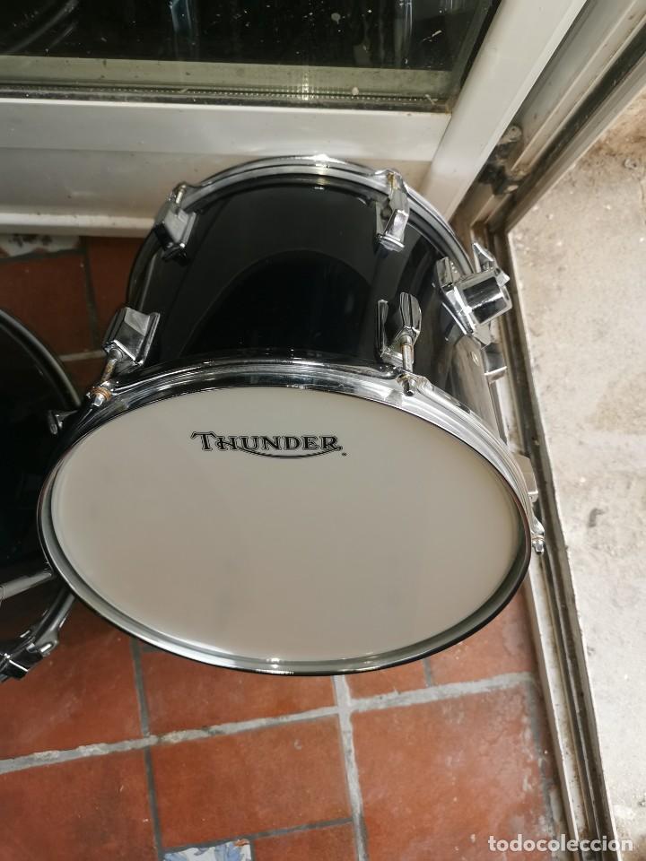 Instrumentos musicales: 3 Tom de batería thunder.casi nuevos - Foto 3 - 192931326