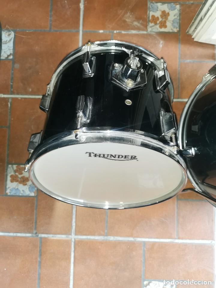 Instrumentos musicales: 3 Tom de batería thunder.casi nuevos - Foto 4 - 192931326