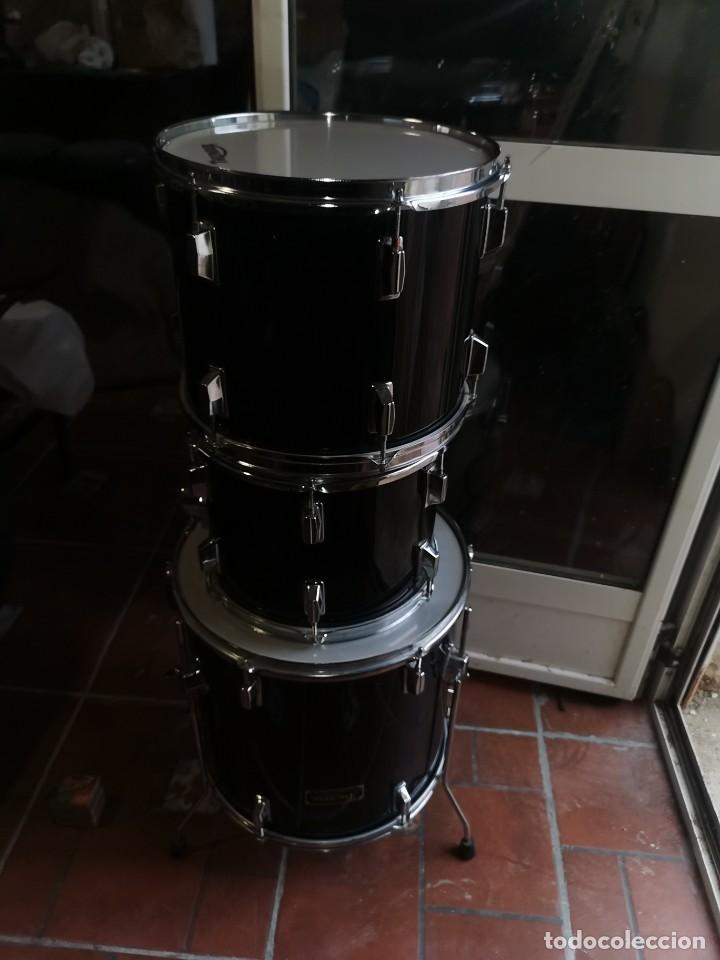 Instrumentos musicales: 3 Tom de batería thunder.casi nuevos - Foto 5 - 192931326