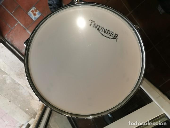 Instrumentos musicales: 3 Tom de batería thunder.casi nuevos - Foto 7 - 192931326