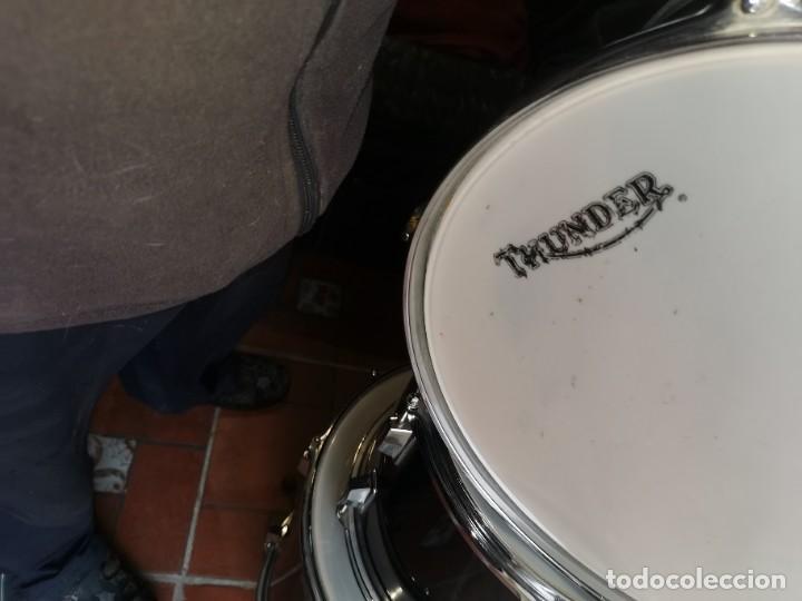 Instrumentos musicales: 3 Tom de batería thunder.casi nuevos - Foto 8 - 192931326