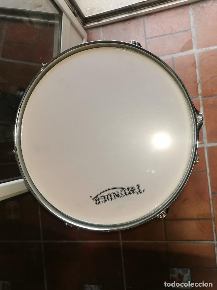 Instrumentos musicales: 3 Tom de batería thunder.casi nuevos - Foto 9 - 192931326