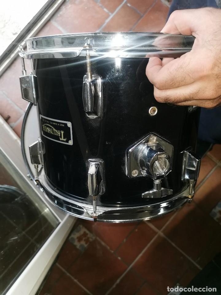 Instrumentos musicales: 3 Tom de batería thunder.casi nuevos - Foto 10 - 192931326