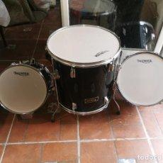 Instrumentos musicales: 3 TOM DE BATERÍA THUNDER.CASI NUEVOS. Lote 192931326