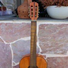 Instrumentos Musicais: GUITARRA ESPAÑOLA VICENTE SANCHÍS, BUEN ESTADO. Lote 259884180