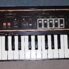 Instrumentos musicales: CASIO CASIOTONE MT-52 TECLADO ANALÓGICO 1985 - RARO. Lote 260691340
