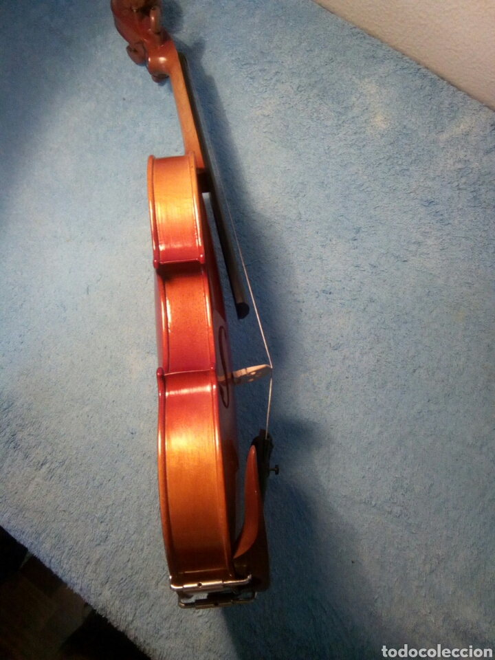 Instrumentos musicales: Bonito violín mod.CCreutzer 5 VI Creutzer Sise 1/2 con estuche incluido. - Foto 3 - 260718215