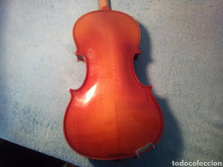 Instrumentos musicales: Bonito violín mod.CCreutzer 5 VI Creutzer Sise 1/2 con estuche incluido. - Foto 4 - 260718215
