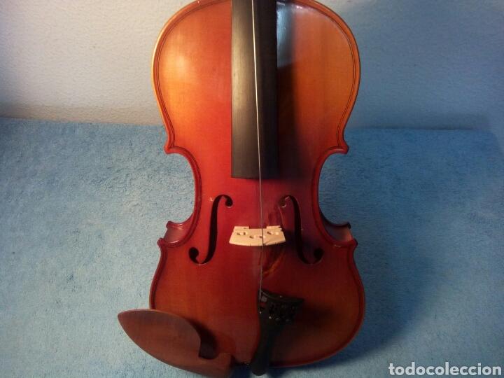 Instrumentos musicales: Bonito violín mod.CCreutzer 5 VI Creutzer Sise 1/2 con estuche incluido. - Foto 6 - 260718215