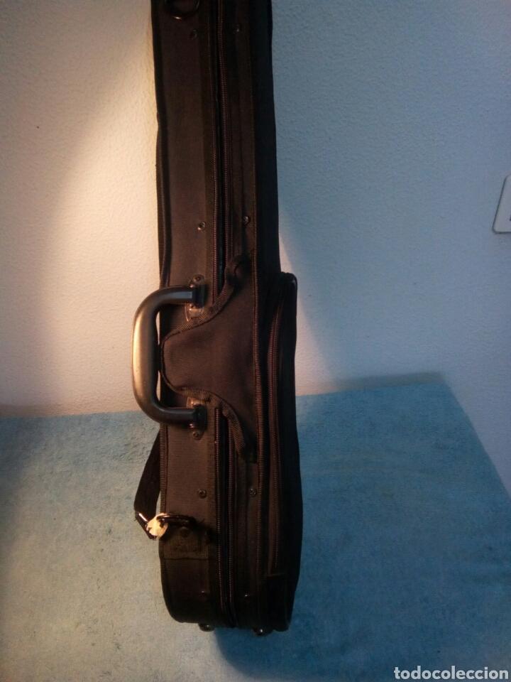 Instrumentos musicales: Bonito violín mod.CCreutzer 5 VI Creutzer Sise 1/2 con estuche incluido. - Foto 7 - 260718215