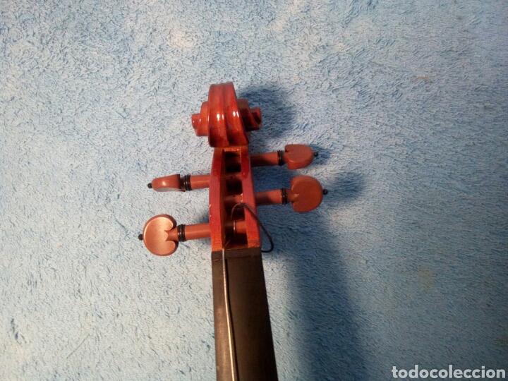 Instrumentos musicales: Bonito violín mod.CCreutzer 5 VI Creutzer Sise 1/2 con estuche incluido. - Foto 8 - 260718215