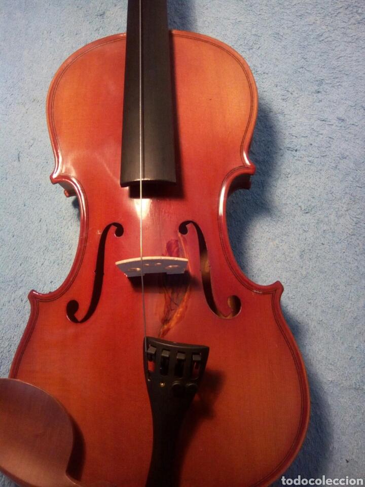 Instrumentos musicales: Bonito violín mod.CCreutzer 5 VI Creutzer Sise 1/2 con estuche incluido. - Foto 9 - 260718215