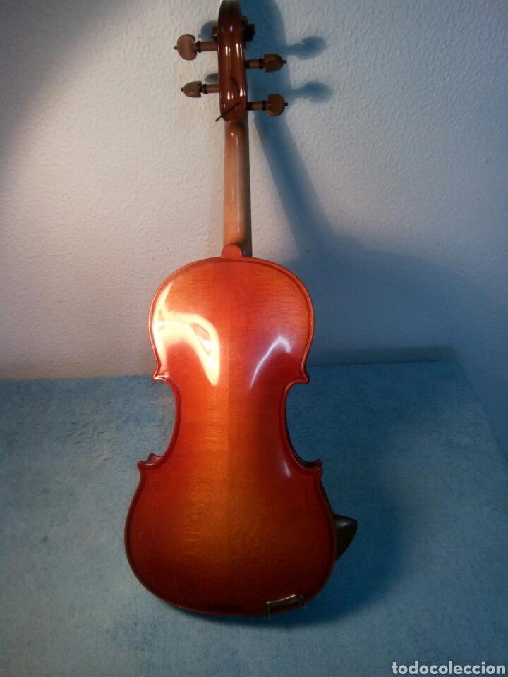 Instrumentos musicales: Bonito violín mod.CCreutzer 5 VI Creutzer Sise 1/2 con estuche incluido. - Foto 2 - 260718215
