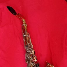 Strumenti musicali: SAXOFÓN CONN 16 M M IDE 81. Lote 260849900
