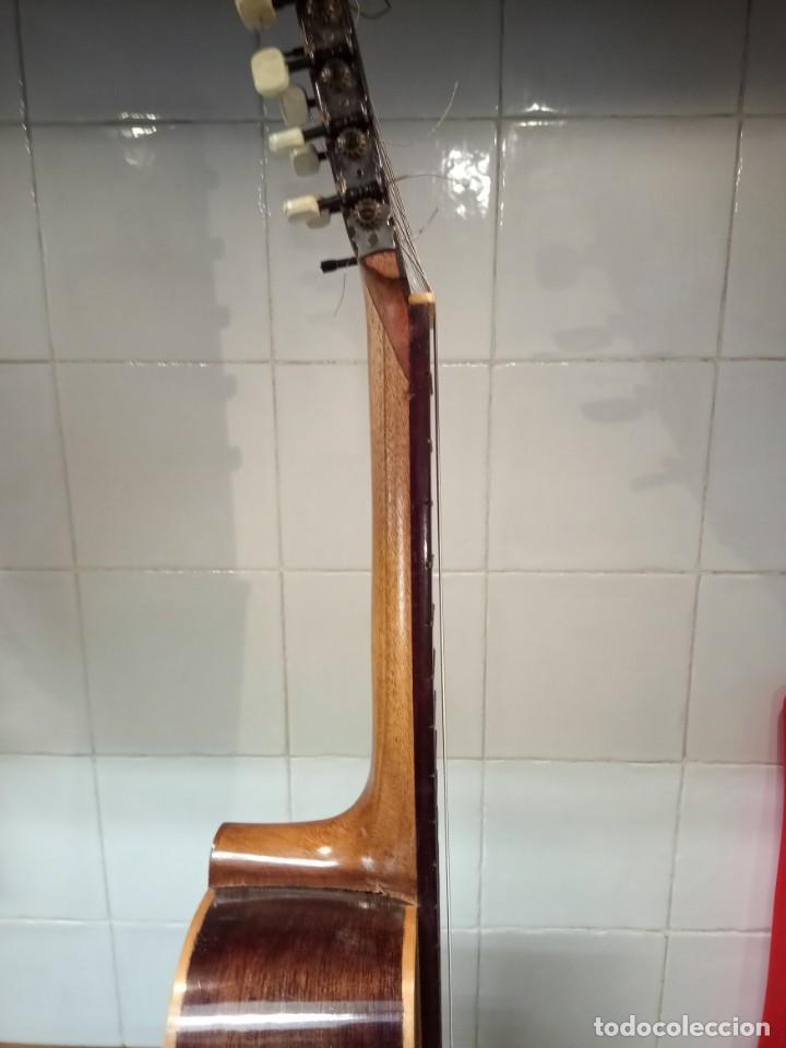 Instrumentos musicales: ¡OPORTUNIDAD! Laúd palosanto Telesforo Julve - Foto 21 - 222027237