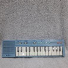 Instruments Musicaux: TECLADO CASIO PT-1 COLOR AZUL AÑOS 80 - ORGANO PIANO PT1. Lote 261303535