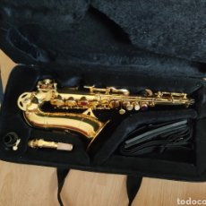 Instrumentos musicales: SAXOFÓN JUNIOR. Lote 261615135