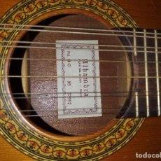 Instrumentos musicales: BANDURRIA ALHAMBRA 3C. Lote 261621235