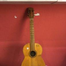 Instrumentos musicales: ANTIGUA GUITARRA JOSE MAS Y MAS PARA RESTAURAR.VER FOTOS. Lote 261929595
