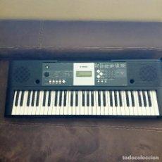 Instrumentos musicales: YAMAHA YPT-230 - TECLADO MIDI (4,5 KG, 12W, 945 X 348 X 118 MM) NEGRO. Lote 261946895