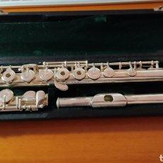 Instruments Musicaux: FLAUTA TRAVESERA MARCA PEARL FLUTE. MODELO PF-505 . EXCELENTE ESTADO. Lote 262027710
