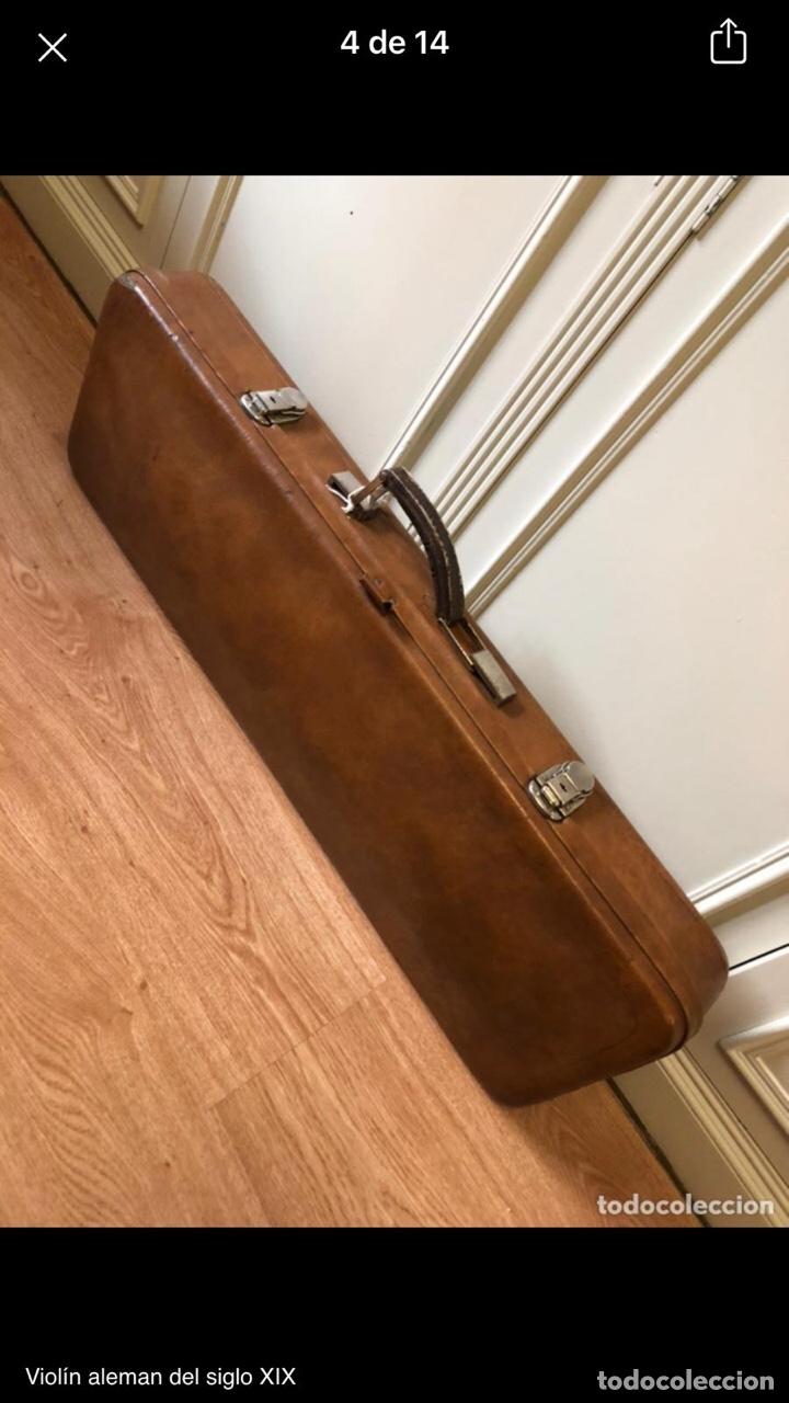 Instrumentos musicales: Violín alemán siglo XIX - Foto 6 - 262042300