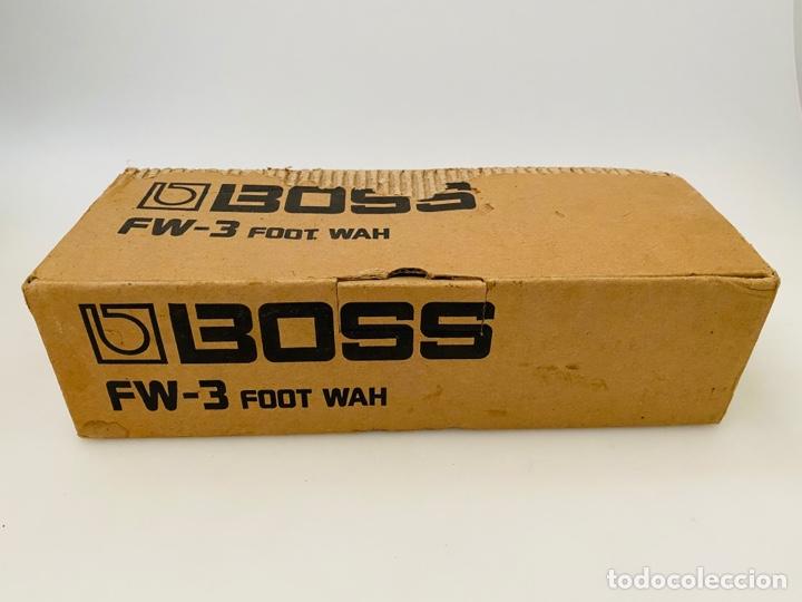 Instrumentos musicales: Boss Foot Wah FW-3 - Foto 12 - 262070920