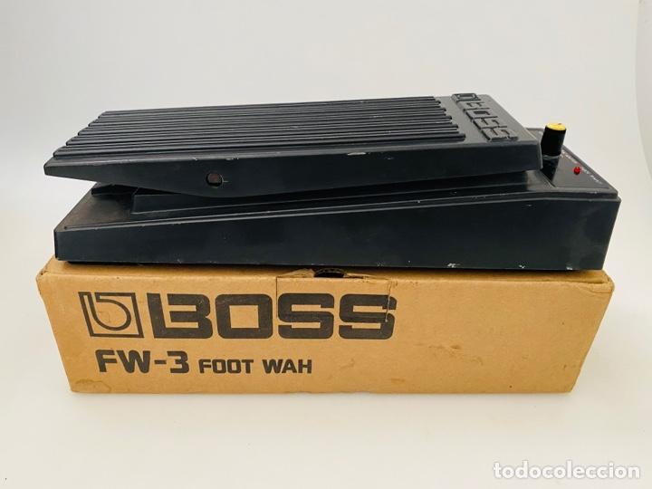 BOSS FOOT WAH FW-3 (Música - Instrumentos Musicales - Accesorios)