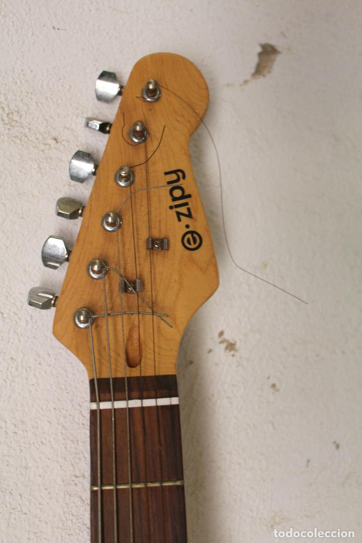 Instrumentos musicales: GUITARRA ELECTRICA ZIPY BLANKENBURC - Foto 6 - 262165720