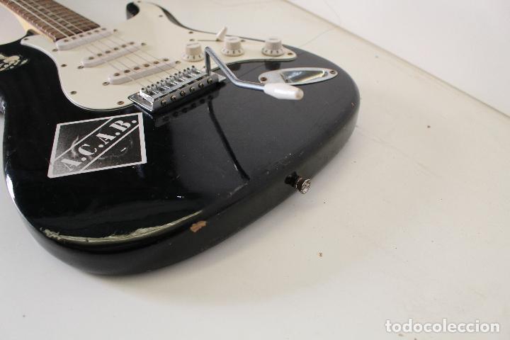 Instrumentos musicales: GUITARRA ELECTRICA ZIPY BLANKENBURC - Foto 8 - 262165720
