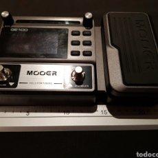Instrumentos musicales: PEDAL DE EFECTOS MARCA MOOER. Lote 262331690