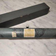 Instrumentos musicales: MARCHA AL GENERAL PRIM (TOMA DE LOS CASTILLEJOS) ANTIGUO ROLLO DE PIANOLA PRINCESA 3096 - BRACAMONTE. Lote 262404555