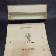 Instrumentos musicales: LA ALEGRÍA DE LA HUERTA. DIANA. ROLLO PARA PIANOLA. C54. Lote 262524160