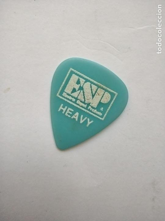 Instrumentos musicales: PUA - ESP HEAVY - PICK - Foto 2 - 262555790