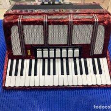 Instrumentos musicales: ACORDEÓN DELICIA 80 BAJOS. Lote 262856615