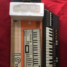 Instrumentos musicales: PIANO CASIO PT-31. Lote 263257510