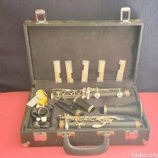 Instrumentos musicales: ANTIGUO CLARINETE ARTEMIS FRANCES. Lote 263303690