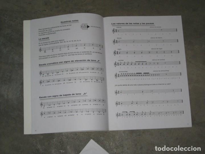 Instrumentos musicales: Guitarra clasica Clifton con curso de guitarra y funda. - Foto 4 - 263574670